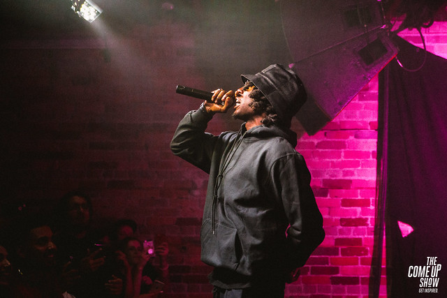 Jazz Cartier @ Velvet Underground - August 16, 2018