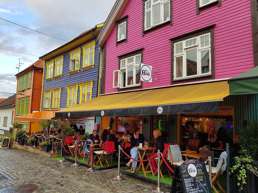 Fargegate Stavanger