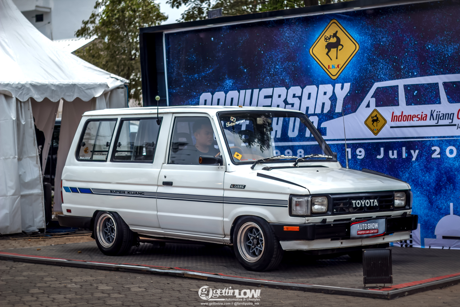 intersport autoshow proper car contest 2018 Bekasi