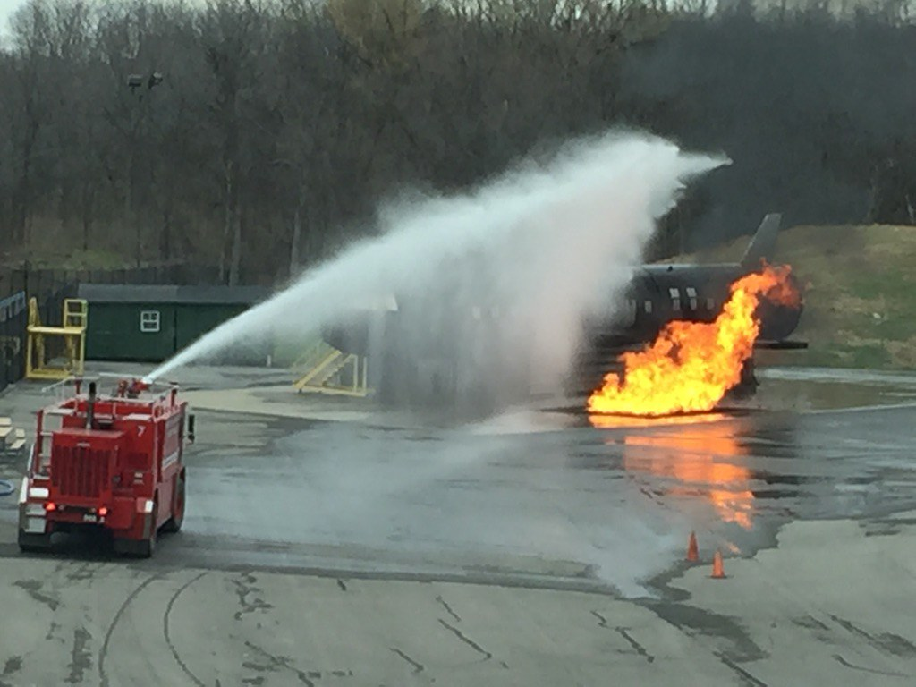 EMS Fire Day