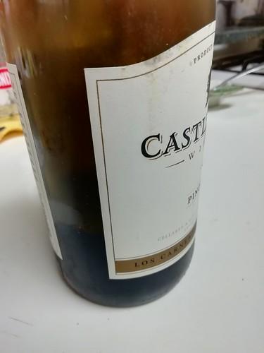 コラヴァンで保存したワイン