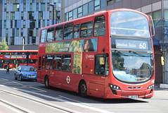 AL DW324 @ West Croydon bus station