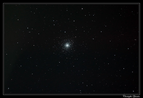 Amas globulaire M92/NGC 6341