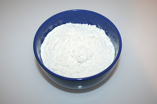 14 - Zutat Mehl / Ingredient flour