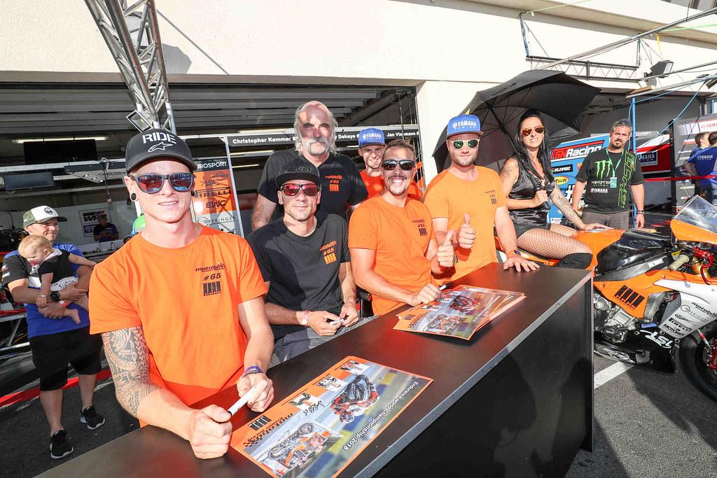 Bol,Dor,2018,MOTOBOX-KREMER RACING, KEMMER Christopher, DEHAYE Geoffroy, VIEHMANN Jan, Yamaha, YZF R1, EWC