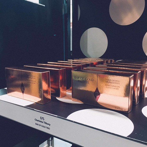 Charlotte Tilbury at Sephora | by Weekends With G