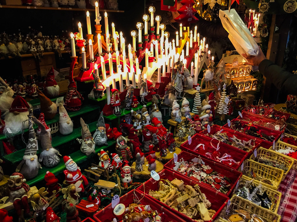 · Viaje a Alsacia en Navidad · Mercadillo de Navidad de Colmar ·
