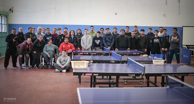 Argrentina - ITTF/PTT Level One Course