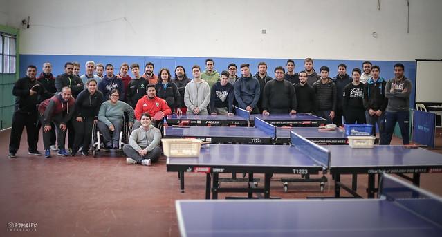 Argrentina - ITTF/PTT Level One Course
