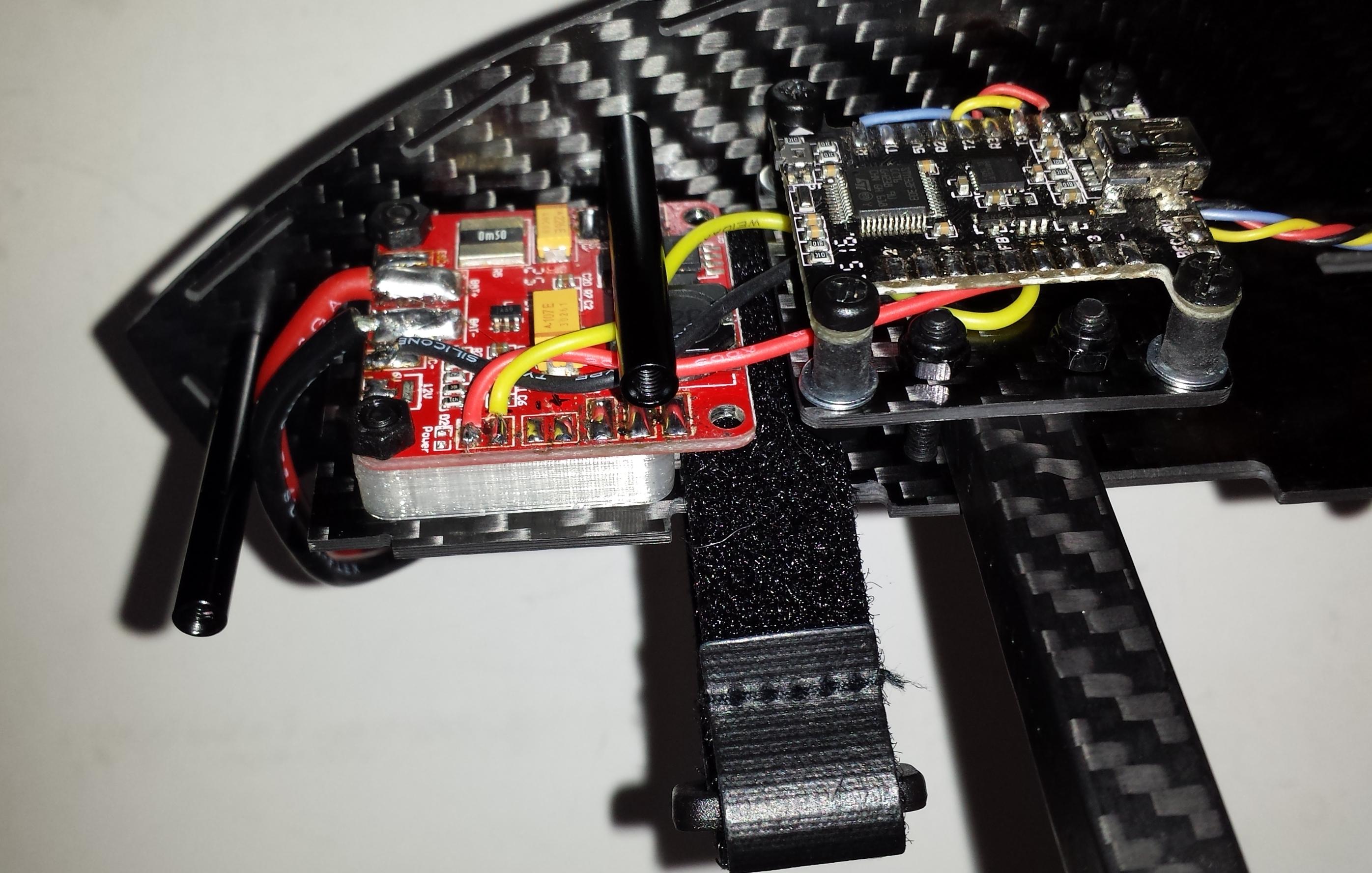 RCE build PDB Riser