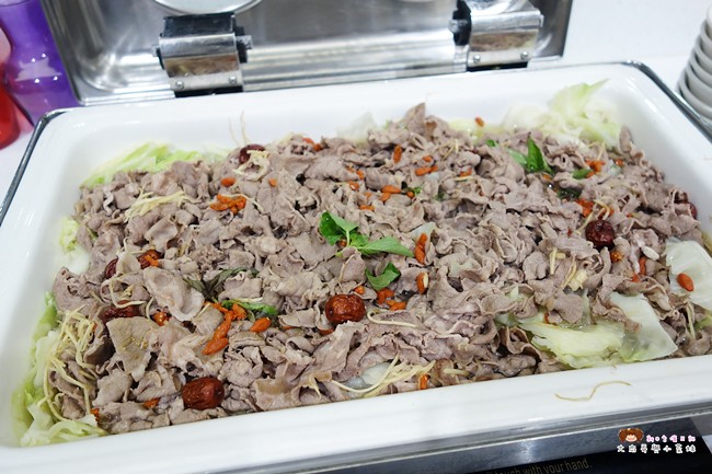 宜蘭悅川酒店 晚餐 羅琳西餐廳 buffet 吃到飽 西式自助餐 (49)