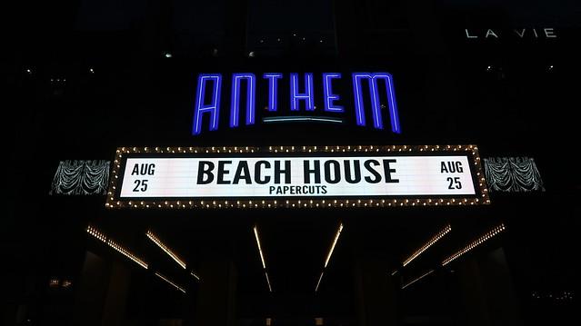 Beach House (7 2018 Summer Tour) - Victoria Legrand & Alex Scally with James Barone