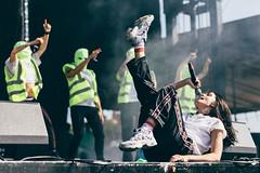 Pussy Riot en Riot Fest de Chicago 2018