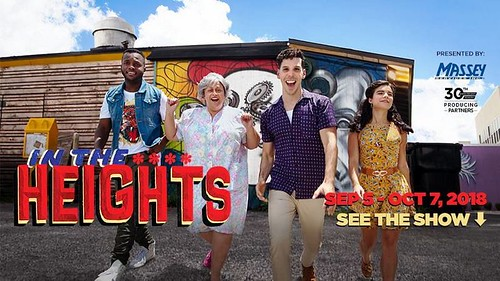 """In the Heights"" at Orlando Shakespeare Theater"