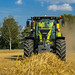 Collecting Straw 2018 | CLAAS // PÖTTINGER