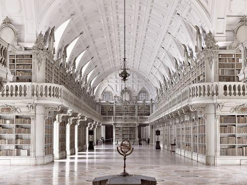 Biblioteca do Convento de Mafra, Mafra, Portugal