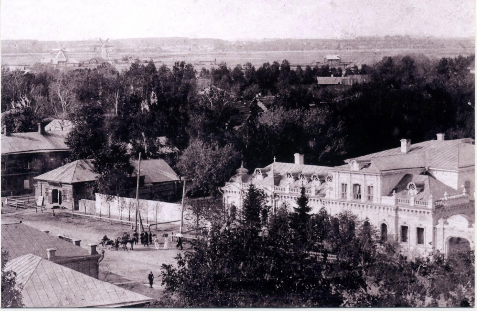 Окрестности Плёса. с. Большое Яковлевское,