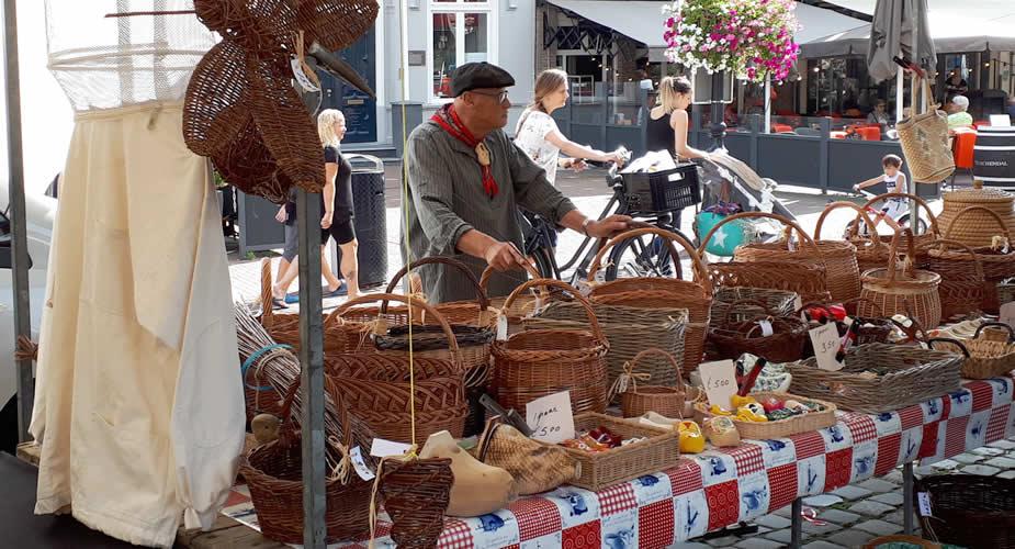Markt van Gouda: de traditionele Markt van Gouda | Mooistestedentrips.nl