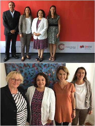 La Cónsul Villanueva se reúne con la Ministra de Ciencia, Investigación y Arte de Baden-Württemberg, Theresia Bauer