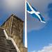 Castle Gloom Saltire