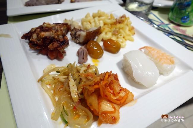 宜蘭悅川酒店 晚餐 羅琳西餐廳 buffet 吃到飽 西式自助餐 (62)