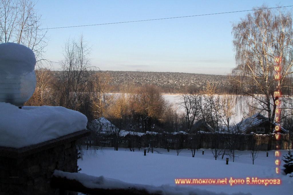 Зима в Калуге