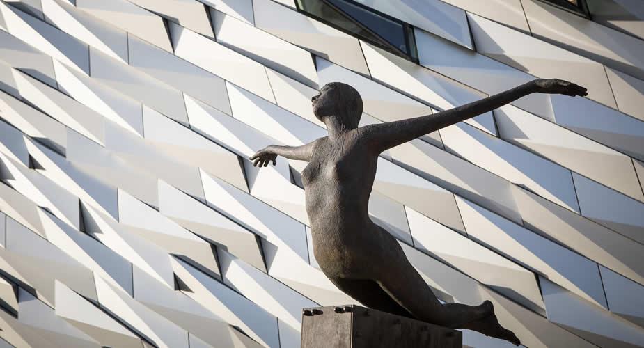 Titanic Quarter Belfast, ontdek Titanic Belfast | Mooistestedentrips.nl