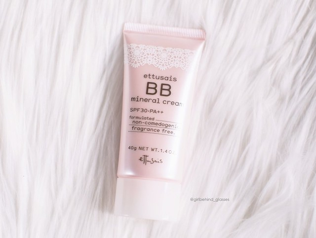 Ettusais BB Mineral Cream #10