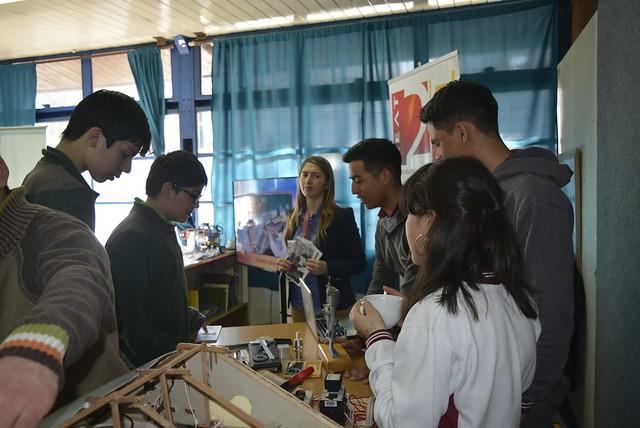 """""""Feria escolar Colegio Bío Bío"""" Concepción."""