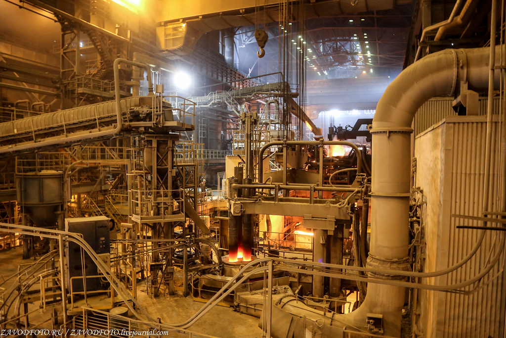 Металлургический завод Электросталь Тюмени