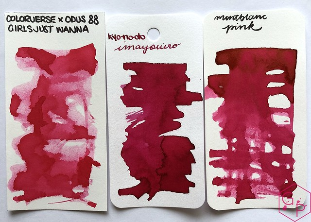 Colorverse x Opus88 Girl Just Wanna Ink Review @Opus88Writing @PenChalet 6