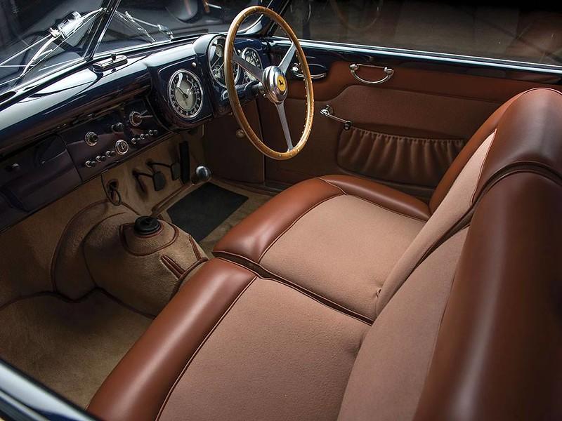 1950 Ferrari 195 Inter Coupé
