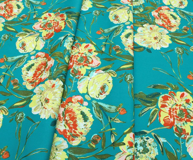 Art Gallery Fabrics Virtuosa Prima Flora Calma