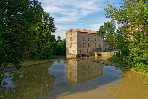 Moulin - Astaffort - Lot et Garonne