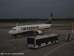 Ryanair EI-DHW London Gatwick UK