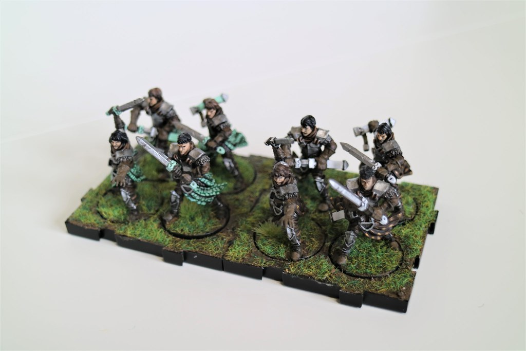 Runewars Miniatures Outland Scouts 2 Front