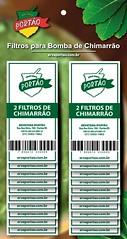Filtros para Bomba de Chimarrão
