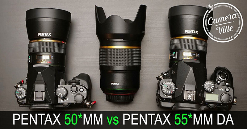 HD PENTAX-D FA★ 50mm F1.4 SDM AW vs smc PENTAX-DA★ 55mm F1.4 SDM (with PENTAX KP)