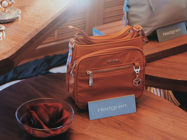 New Favorite Sling Bag + Hedgren 2018 Fall Collection