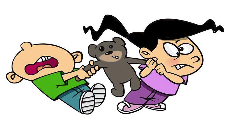 Perlu ada peran orang tua untuk agar anak berhenti berkelahi.