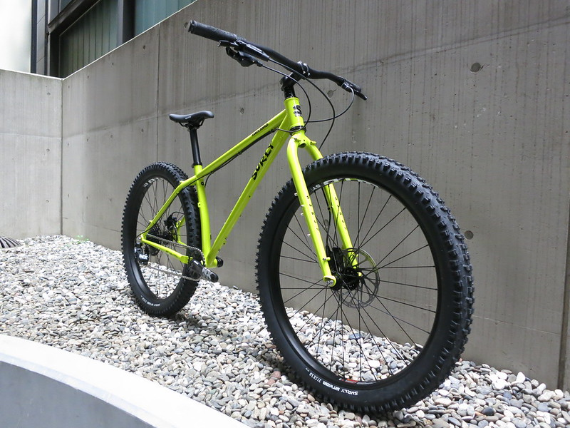 SURLY Karate Monkey Lemon 2