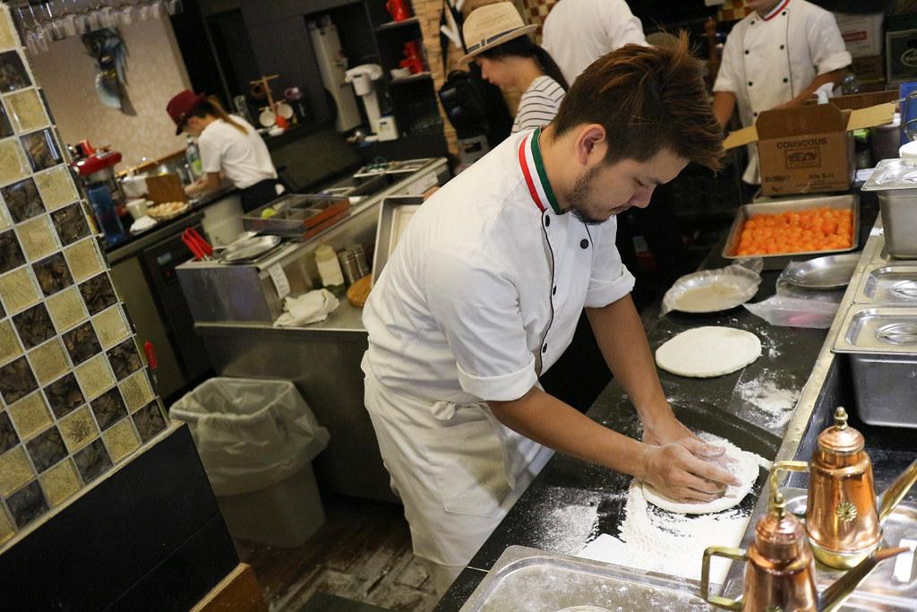 義大利米蘭手工窯烤披薩 台北中山店 Milano Pizzeria Taipei (23)