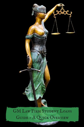 Justice Art. From GM Law Firm Student Loans Guide - A Quick Overview