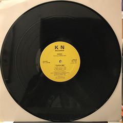 WISH:TUCH ME(RECORD SIDE-B)