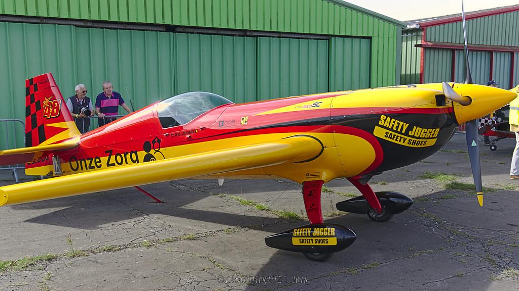 Flandre Lys Airshow - Merville 2018 44120707214_cd31a440df_b