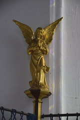 riddel post angel