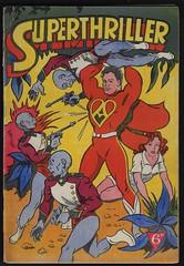 Superthriller Comics (United Kingdom)