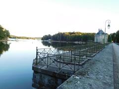 Lac des Settons - Barrage