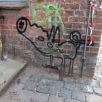 Streetart Leipzig Spinnerei