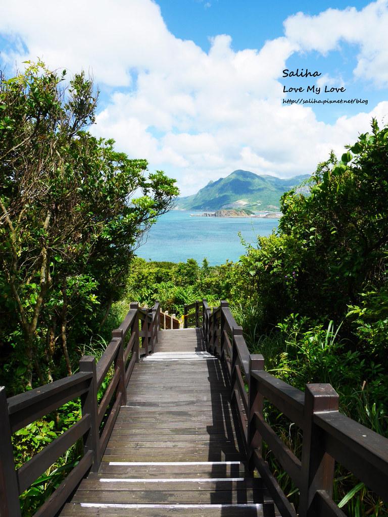 基隆八斗子一日遊景點推薦海景踏青步道觀海平台 (5)